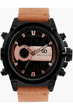 Gio Collection Men Analog Watch- G3010-02