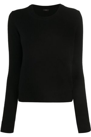 Joseph Women Jumpers - Ribbed crew neck jumper