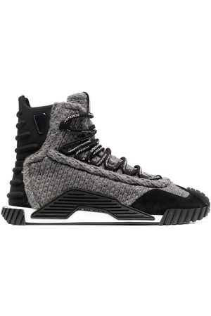 Dolce & Gabbana Lace-up sneaker sole boots