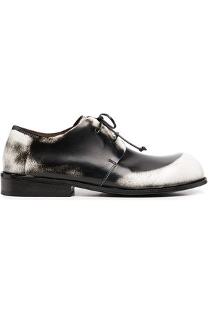 MARSÈLL Distressed-effect derby shoes