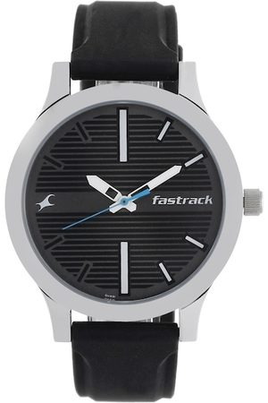 Fastrack Men Grey Analogue Watch 38051SP01
