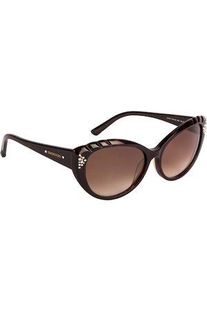 Swarovski Women Cateye Sunglasses SK0055 58 52F