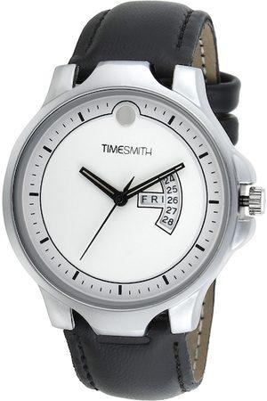 TIMESMITH Men White Analogue Watch TSC-026ktd1