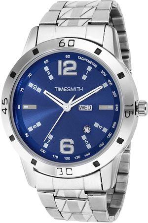 TIMESMITH Men Blue Analogue Watch TSC-024ktd1