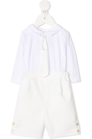 LA STUPENDERIA Baby Rompers - Shirt and trousers romper