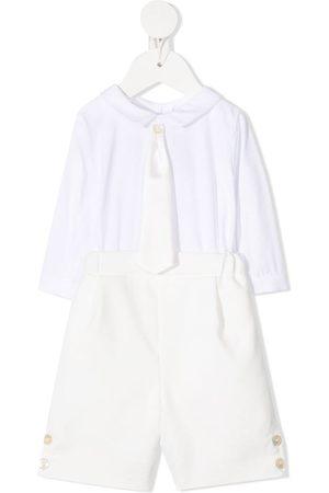 LA STUPENDERIA Shirt and trousers romper