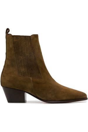 Sandro Amelya ankle boots