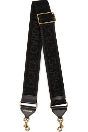 Dolce & Gabbana Logo-embellished shoulder strap