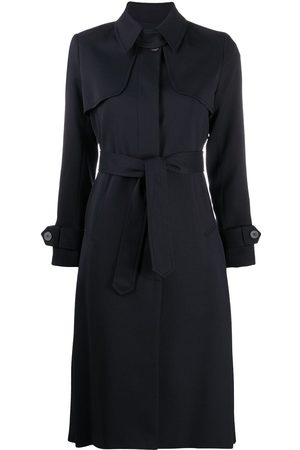 Sandro Women Trench Coats - Belted trench coat