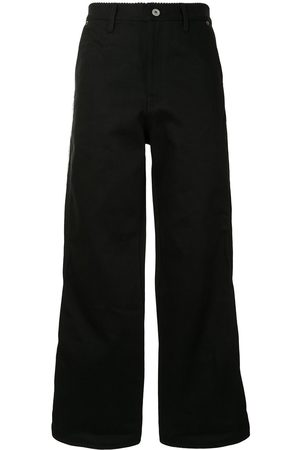 DOUBLET Big stitch straight leg jeans