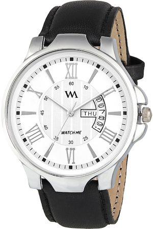 WM Men White Analogue Watch DD-002