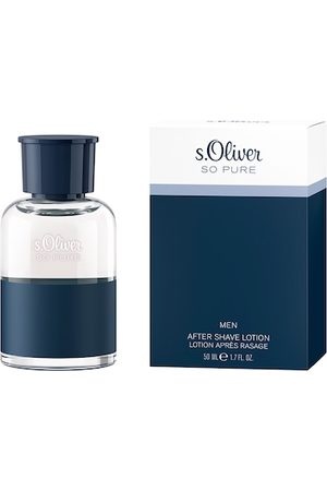s.Oliver Men So Pure After Shave Lotion 50 ml