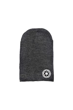 Free Authority Men Charcoal Grey Star Wars Beanie