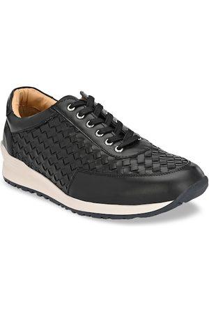 San Frissco Men Black Sneakers