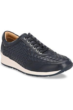 San Frissco Men Sneakers - Men Navy Blue Sneakers