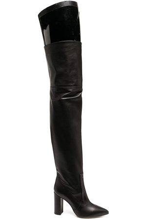 PARIS TEXAS Thigh-length boots