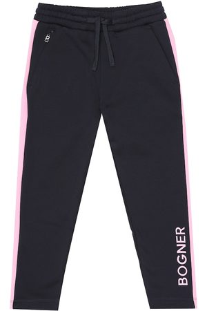 Bogner Stretch-jersey trackpants