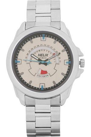 Helix Men Grey Analogue Watch TW032HG09