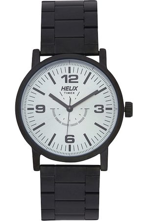 Helix Men White Analogue Watch TW035HG06
