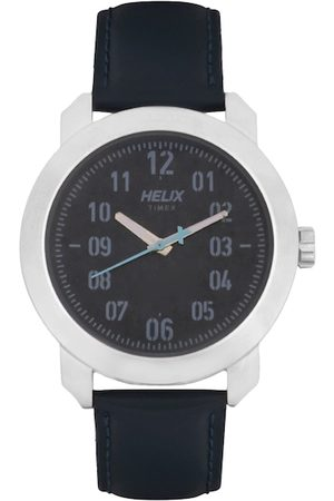 Helix Men Navy Blue Analogue Watch TW036HG01