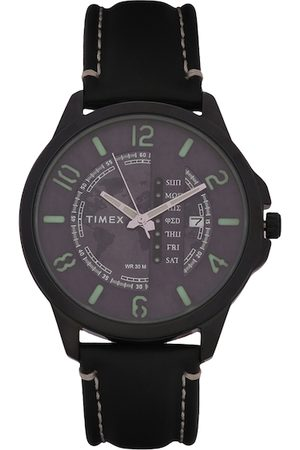 Timex Men Grey Analogue Watch