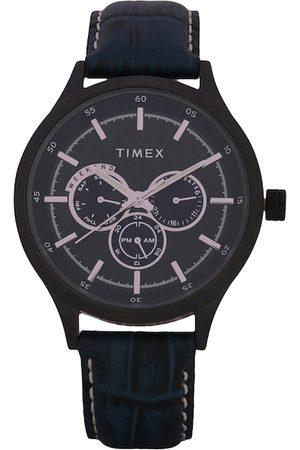 Timex Men Blue Analogue Watch TW000T312