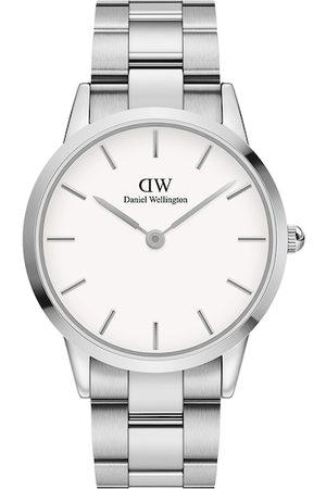 Daniel Wellington Men White Analogue Watch