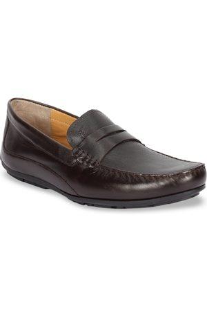 Florsheim Men Brown Solid Drivers Formal Loafers
