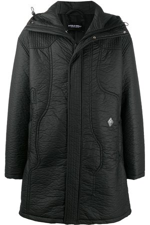 A-cold-wall* Hooded mid-length parka