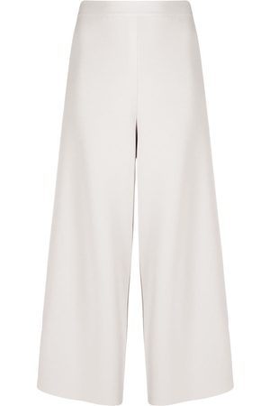 Stella McCartney Loose culotte with cut-out