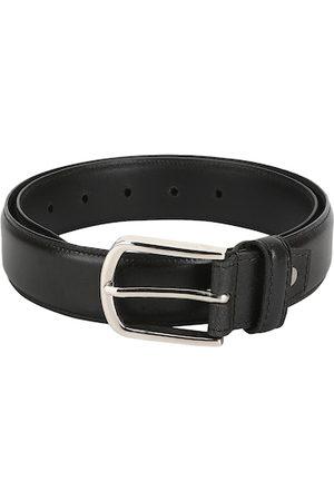 Aditi Wasan Men Black Solid Belt