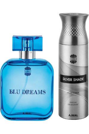 Ajmal Men Set Of Perfume & Deodorant