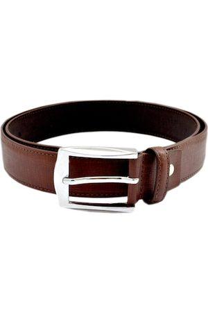 Pacific Gold Men Brown Belt