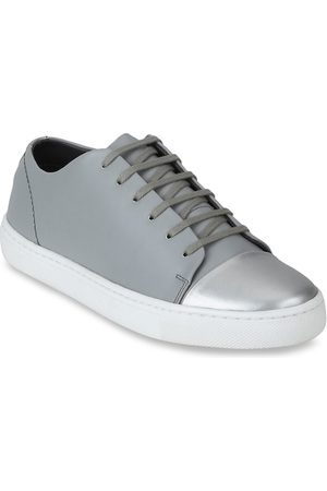 Aditi Wasan Women Grey Sneakers