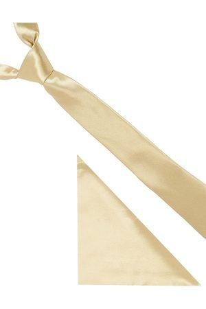 Blacksmith Men Gold-Coloured Accessory Gift Set