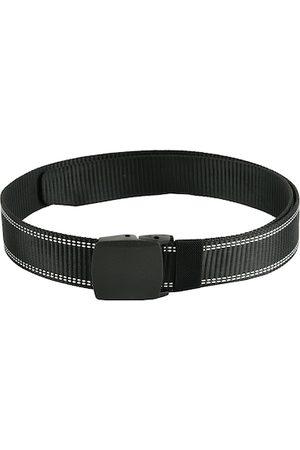 WINSOME DEAL Men Belts - Men Black Solid Belt