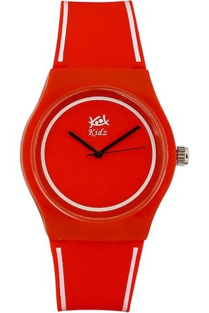 Kool Kidz Unisex Kids Red Analogue Watch ANALOGUE KK 9003 RD