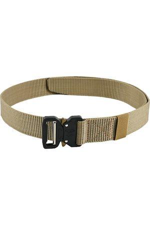 WINSOME DEAL Men Beige Solid Belt