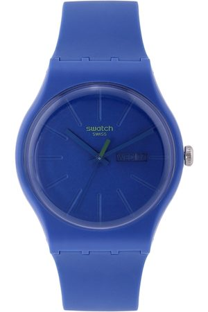 Swatch Unisex BELTEMPO Analogue Watch SO29N700