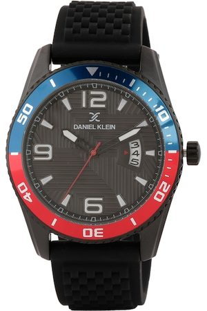 Daniel Klein Men Black Analogue Watch DK.1.12499-2