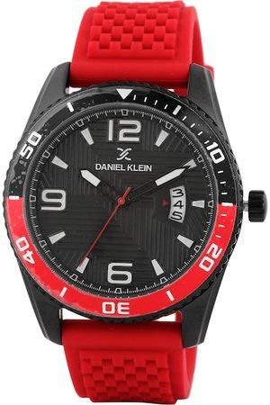 Daniel Klein Premium Men Charcoal Grey Analogue Watch DK.1.12499-4