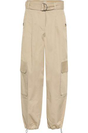 Lee Mathews Women Cargo Trousers - Hutton cotton cargo pants