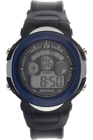Fantasy World Unisex Kids Blue Digital Watch