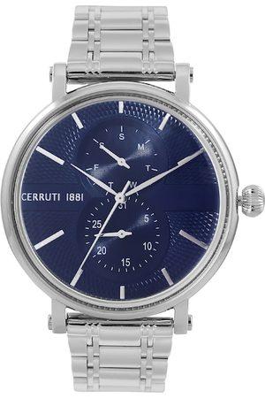 Cerruti 1881 Men Navy Blue Analogue Watch CRA26006