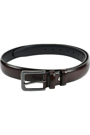 WINSOME DEAL Men Brown Solid Belt