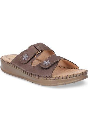 Scholl Women Brown Sandals