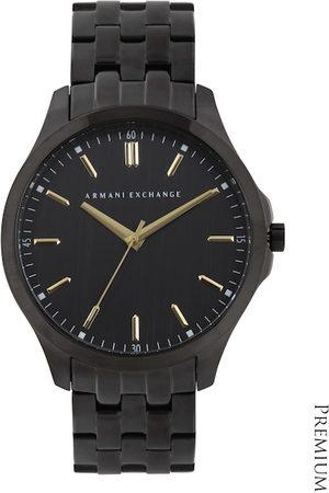 Armani Men Black Dial Watch AX2144