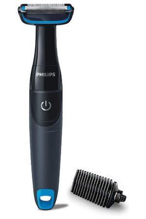Philips Men Series 1000 Showerproof Body Groomer Trimmer BG1025/15 Black