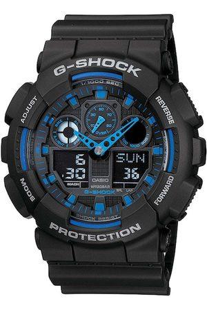 Casio G-Shock Men Black Analogue-Digital Watch GA-100-1A2DR G271