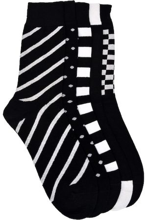 Marc Men Set of 5 Above Ankle-Length Socks